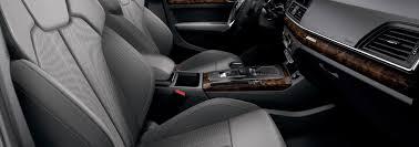 Audi Q5 Interior - 2018 audi q5 seating audi q5 audi usa