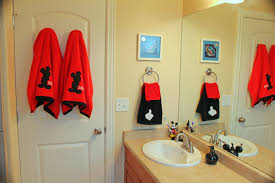 beautiful mickey mouse bathroom set u2014 office and bedroomoffice and