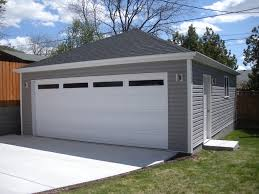 charming cost to build single car garage 7 24x24 hip roof jpg