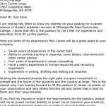 Financial Advisor Cover Letter Example Sample Cover Letter     LiveCareer Cover Letter Cover Letter For Academic Advisor Sample Academic  Decorationoption Com Resume Samples Cover Letter