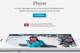 apple iphone black friday apple u0027s black friday sale includes iphone for the first time