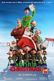 ดูหนัง Arthur Christmas ของขวัญจานด่วนป่วนคริสต์มาส