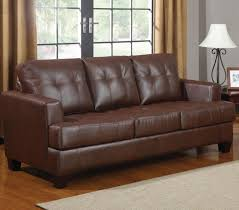 Leather Sofas At Dfs by Beautiful Leather Sofa Beds Furniture Leather Sleeper Sofa Used