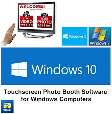 Jual Software Punch Home Design Ptbooth Touchscreen Photo Booth Software With Video Recording