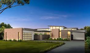 Mid Century Modern House Plan Mid Century Modern House Plan With Courtyard 430010ly