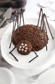 Easy Treats For Halloween Party by Best 10 Spider Cake Ideas On Pinterest Halloween Cakes