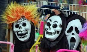 Máscaras Para Halloween Preços, Onde Comprar