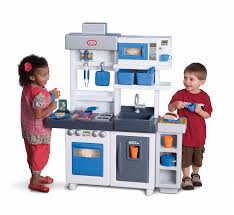 Kitchens Images Amazon Com Little Tikes Ultimate Cook Kitchen Toys U0026 Games