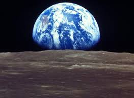 Как выглядит луна ночью