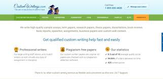 CustomWritings com Review       Essay Writing Service