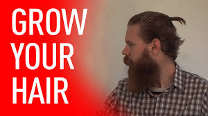Trimmed Hairstyles For Men by Growing Your Hair Out Tips For Men Eric Bandholz Youtube