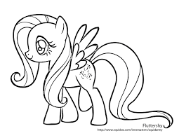 My Little Pony Colouring Pages My Little Pony Clipart Colouring Page Pencil And In Color My
