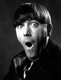 Moe Howard, circa 1933