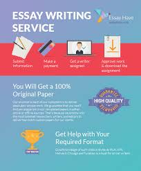 Choosing the Right Research Paper Writing Service EssayHave com