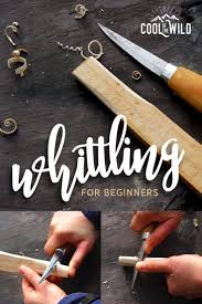 Wood Carving Basic Kit by Whittling For Beginners The Ultimate Guide Whittling Wood