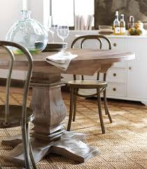 pretty round dining table we love you homedecorators com