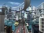 Futuristic City Vmmiz (1024x768 pixel) City HD Wallpaper #34133 ...