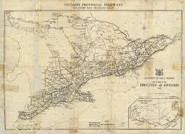 Hamilton Canada Map Mto 100 History