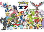 Pokemon โปเกม่อน ภาค 1-18 Pokemon BW Pokemon XY 2 ตอนที่ 1-14 ...