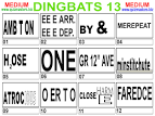dingbats quiz questions and answers