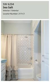 best 25 bathroom paint colors ideas only on pinterest bathroom sherwin williams sea salt for guest bath