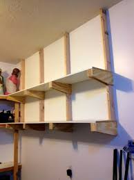 Free Woodworking Plans Wall Shelf by Apartments Cool Woodworking Plans Garage Shelves Quick Projects