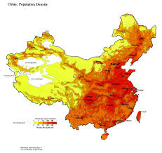 Map Of China Provinces China Maps Map Of China China Map In English China City And