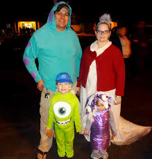 Halloween Costume Monsters Inc Da Teller Bears Halloween 2013