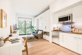 ny u0027s first micro apartments actually look kinda comfortable wired