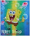 nari : ผ้าห่มขนนุ่มสปองบ๊อบ [Powered by Weloveshopping.com]
