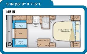 Caravan Floor Plan Layouts New Coromal Magnum M511 Xc M512 Xc M515 Xc Caravans For Sale
