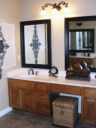 Bathroom Mirror With Lights Built In by Light For Bathroom Mirror Nujits Com