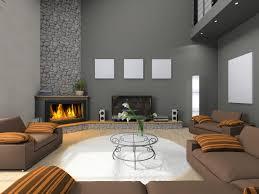 tiny round table on white carpet color on sleek floor plus cozy