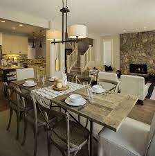 25 best ideas about rustic dining rooms on pinterest buffet with