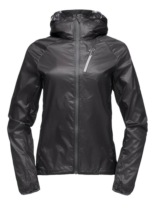 Black Diamond Distance Wind Shell Jacket Black Large AP7470220002LRG1