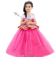 Aurora Halloween Costume Cheap Kid Aurora Sleeping Beauty Dress Free Shipping Kid
