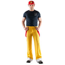 Halloween Costumes Firefighter Mens Firefighter Costume Buycostumes