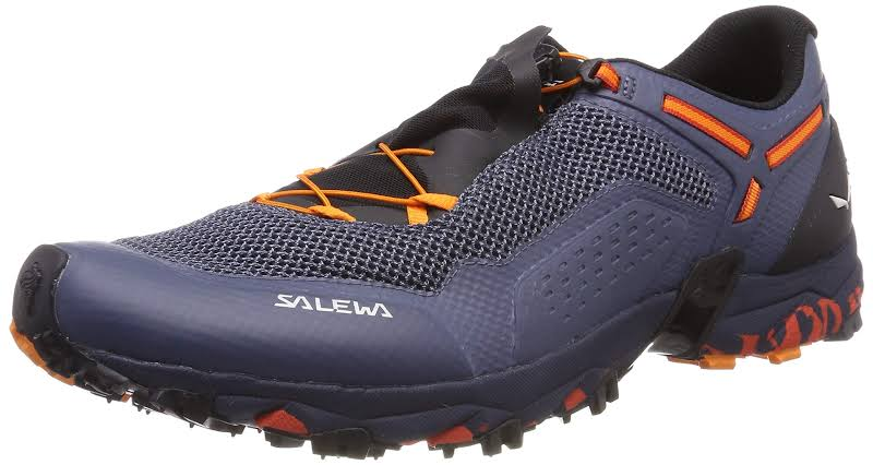 Salewa Ultra Train 2 Hiking Shoes Grisaille/Dawn 12 00-0000064421-457-12