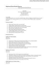 sample cover letter template nursing career Resume Template   Essay Sample Free Essay Sample Free