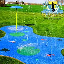 Backyards For Kids by Best 25 Backyard Splash Pad Ideas On Pinterest Fire Boy Water