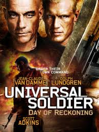 Universal Soldier Day of Reckoning (2012)