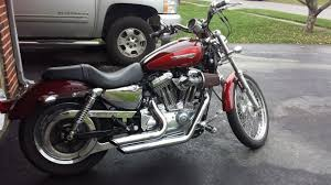 2008 hd 1200 sportster pipes motorcycles for sale