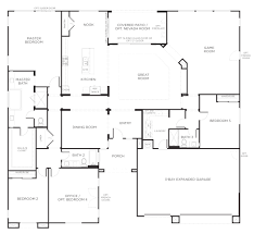 contemporary courtyard house plan kitchen dining living open floorplan 2 3 4 bedrooms bathrooms 3400 square feet dream stuning game room floor plans