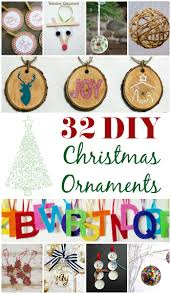 craftaholics anonymous 32 diy christmas ornaments