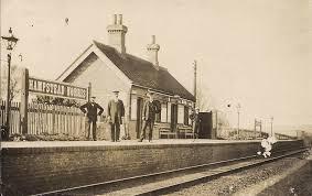 Hampstead Norris railway station