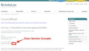 What Is In Law Unit Registration Berkeley Law