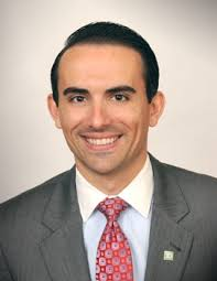 Ardian Zika, new Relationship Manager in Commercial Banking in Tampa, Fla. Zika has nine years of commercial banking and lending experience. - azika
