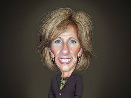 stocks that could graduate to big gains on betsy devos