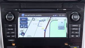 nissan altima 2015 updates 2015 nissan altima navigation system overview if so equipped