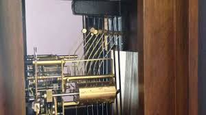 Grandmother Clock Emperor Grandfather Clock Westminister Chime Youtube